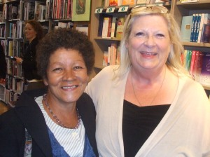 Christine Buckley and Marita