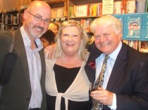 PJ Lynch, Marita and Don Conroy