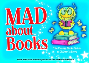 Mad About Books cover
