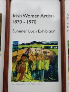Irish Women's Art