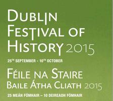 Dublin Festival of History 2015 logo