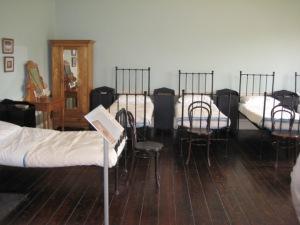 Inside Pearse Museum