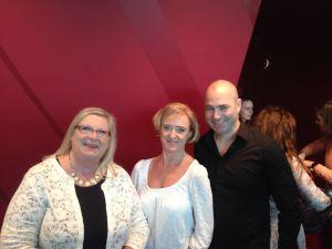 Marita, Liz Nugent & Donal Ryan