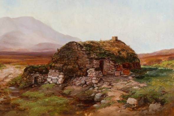 """Cottage: Achill Island"""