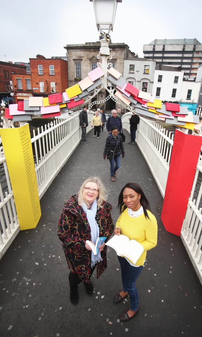 21st International Literature Festival Dublin, Ireland