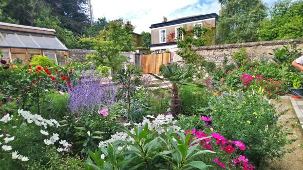 Helen Dillon\'s Beautiful New Garden | Marita Conlon-McKenna