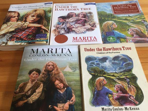 under the Hawthorn Tree Irish covers